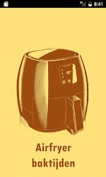 Airfryer Baktijden