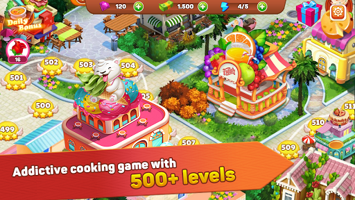 Cooking Hit - Chef Fever, Cooking Game Restaurant 2.0 de.gamequotes.net 3