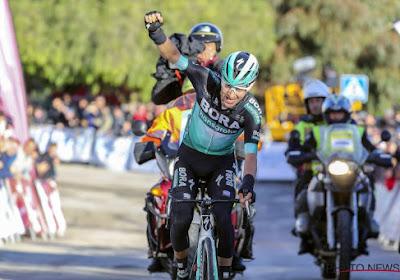 L'Allemand Emanuel Buchmann (Bora-Hansgrohe) réalise un grand numéro au Tour du Pays Basque