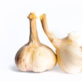 Garlic by Trevor Bond - Food & Drink Fruits & Vegetables