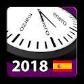 Calendario Laboral España con Festivos 2018 icon