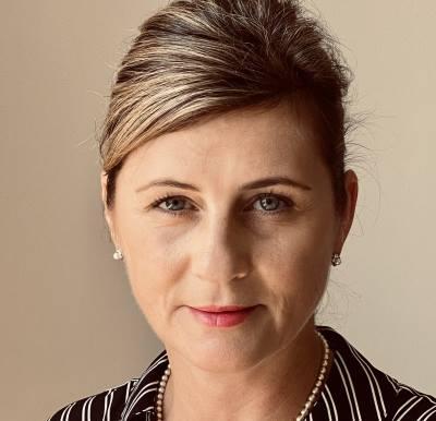 Kate Mollett, Regional Director at Commvault Africa.