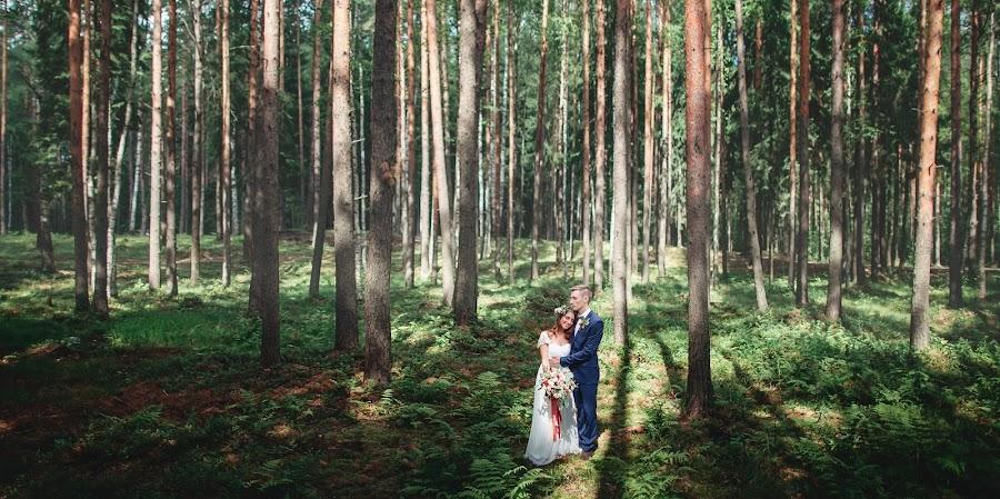 Fotograful de nuntă Andrey Radaev (RadaevPhoto). Fotografia din 06.09.2015