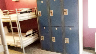 Photo: 6-bed Dorm with 6 lockers
