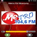 Metro Fm Sijunjung icon