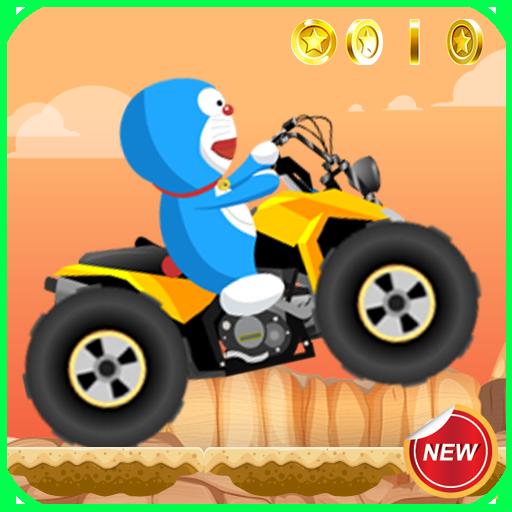 Doremon Quad Motorcycle