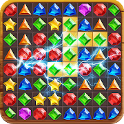 Jewels Jungle Treasure : Match 3 Puzzle