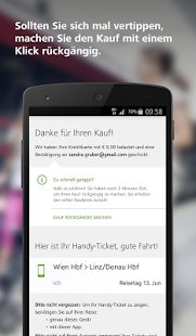 ÖBB – Miniaturansicht des Screenshots