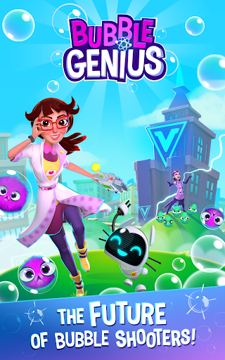 Bubble Genius - Popping Game! android2mod screenshots 6