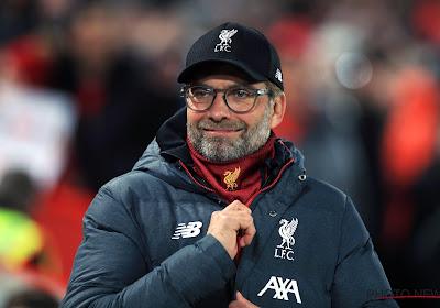 Jürgen Klopp clair à propos du mercato hivernal de Liverpool