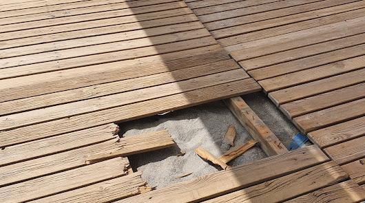 Ni 24 horas: los vándalos rompen la zona de sombra en El Palmeral