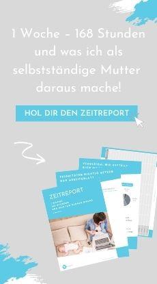 Mamanehmer Zeitreport Workbook