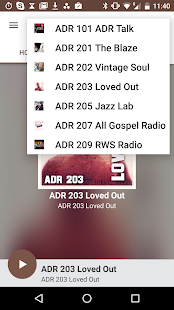 All Digital Radio App- screenshot thumbnail