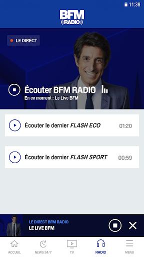 BFMTV - Actualitu00e9s France et monde & alertes info 4.2.5 Screenshots 5