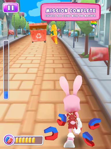 Bunny Run - Bunny Rabbit Game  screenshots 15