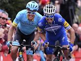 Liège-Bastogne-Liège : Julian Alaphilippe (Deceuninck-Quick-Step) et Jakob Fuglsang (Astana) ont la parole