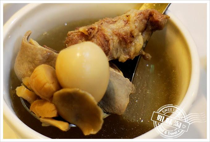大根原汁排骨湯四寶湯