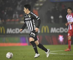Nog drie keer in de basis en Morioka is definitief Anderlecht-speler af