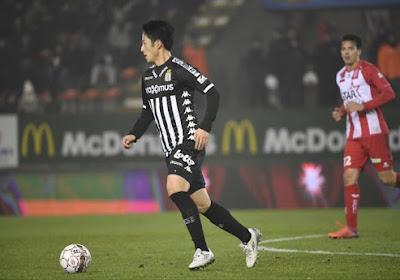 Morioka manquera la réception d'Eupen avec Charleroi