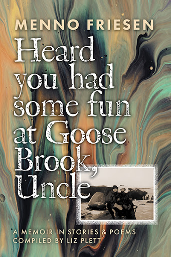 Heard You Had Some Fun at Goose Brook, Uncle cover