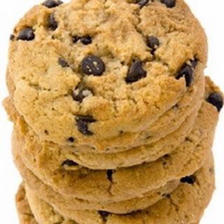 Dana Carpender's CarbSmart Chocolate Chip Cookie.