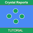 Crystal Reports Tutorial icon