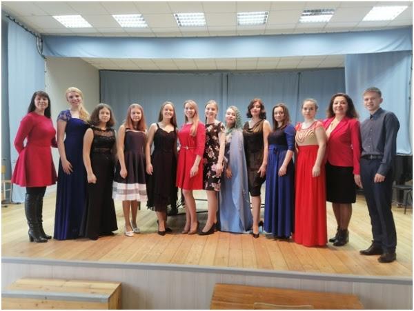 120-летие Исаака Дунаевского ВГИИК отметил вокальным концертом