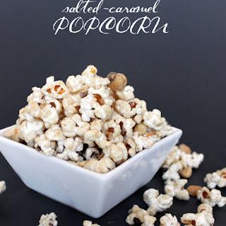 Salted-Caramel Popcorn