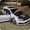 Scirocco Driver Simulation - Open Word Car Games icon