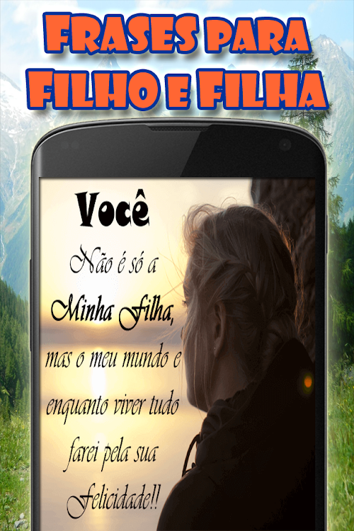 Frases Para Filho E Filha Android Aplicaciones Appagg