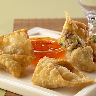 Easy Pork Won Tons Recipe