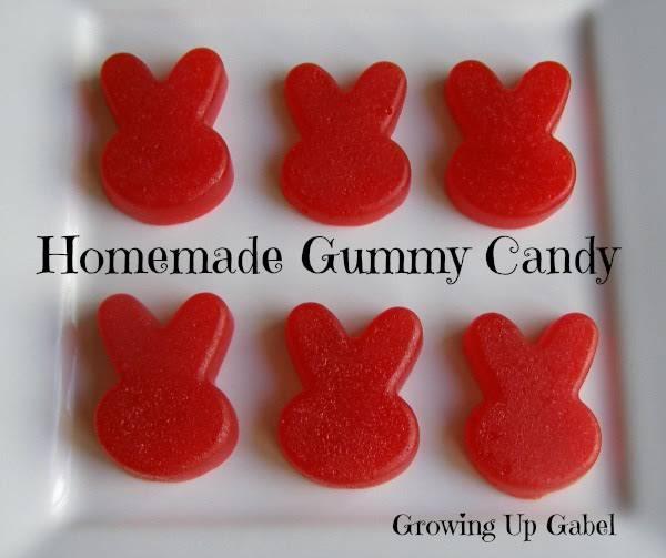 Homemade Gummy Candy Recipe