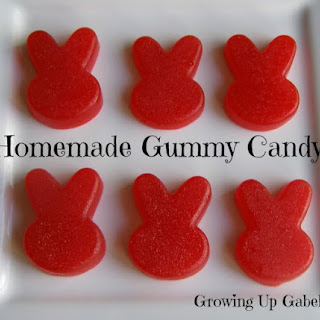 Gummy Candy Recipes.