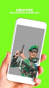 Soldier Photoframe 2018 - náhled