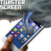 Twister Screen Prank