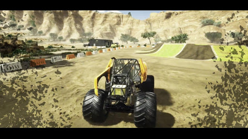 Monster Truck Demolition derby Stunts Simulator 3D  captures d'écran 2