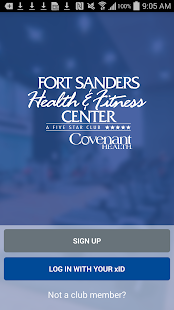 Fort Sanders Health & Fitness- screenshot thumbnail