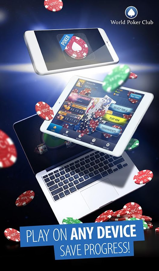 Screenshots of Poker Game: World Poker Club for iPhone