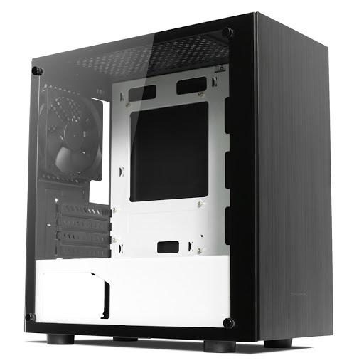 Thùng máy/ Case Nexus M Black White