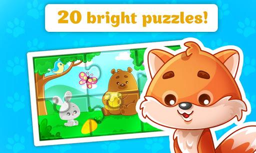 免費下載教育APP|拼圖的孩子 - 動物 app開箱文|APP開箱王