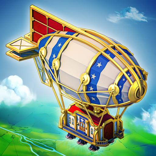 Skytopia - City Tycoon Icon