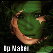 14 August Photo Frames : Pak Face Flag DP Maker App Report