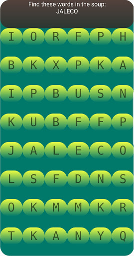 Accessible Multi-Words screenshot 5