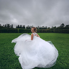 Wedding photographer Daniil Kamyanskoy (Kamianskoy1). Photo of 27.09.2017