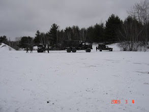 Photo: Pickerel Pond March 2006
