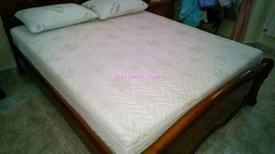 Photo: matrimoniale e 2 cuscini