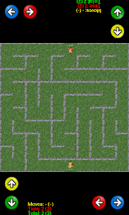 Stone Age Maze - náhled