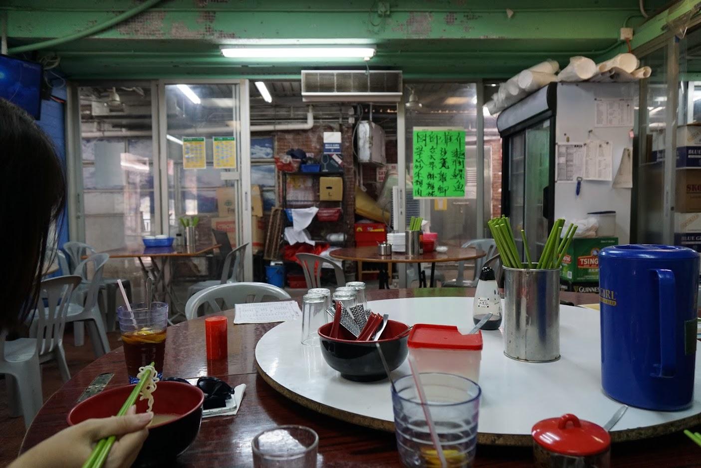梅窩熟食中心