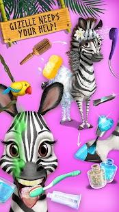 Jungle Animal Hair Salon 2 - Tropical Pet Makeover - náhled
