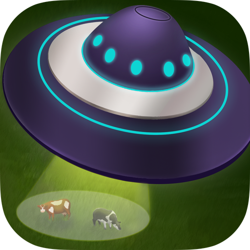 UFO 3D - Paranormal Thief (game)